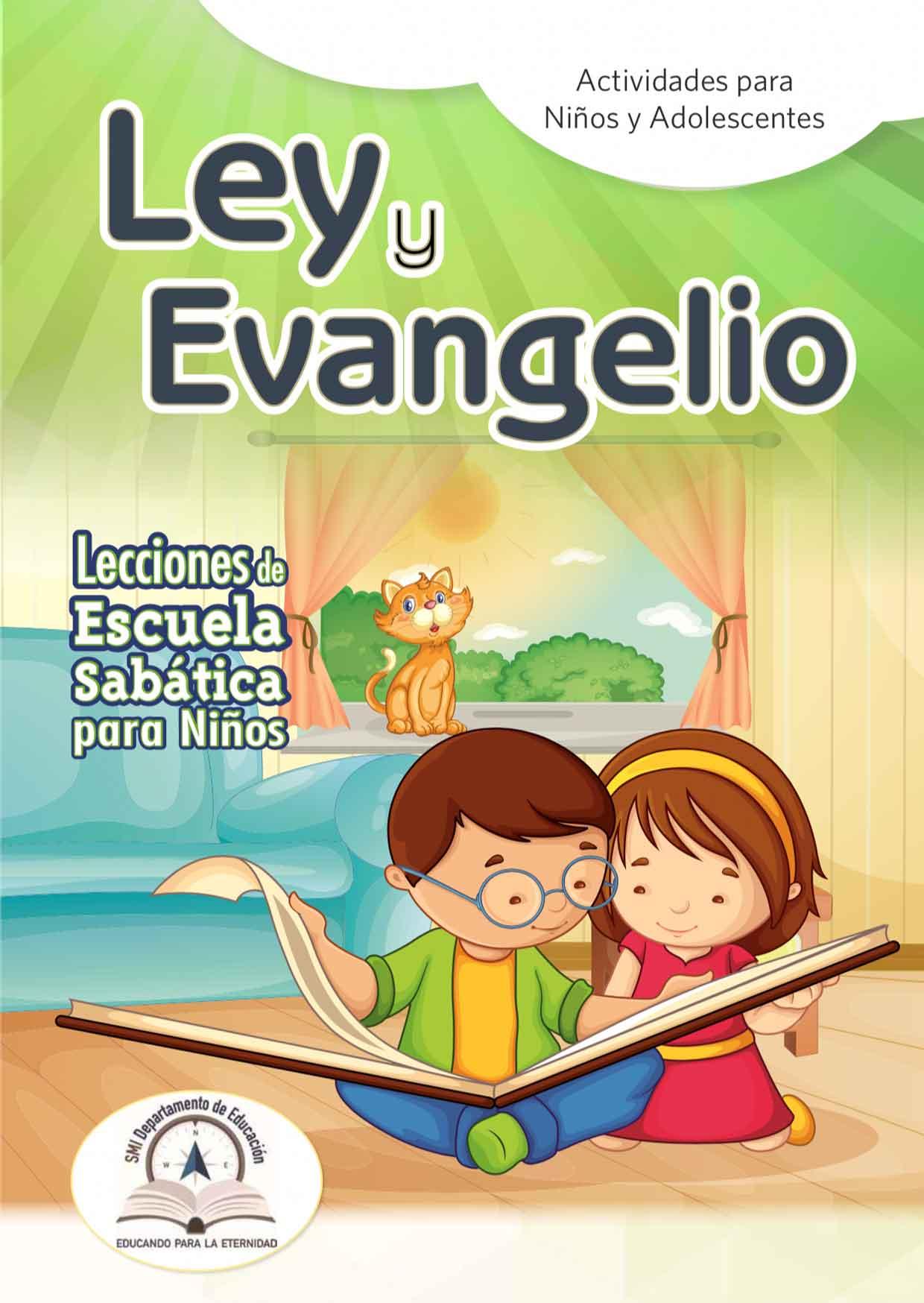 Ley y evangelio