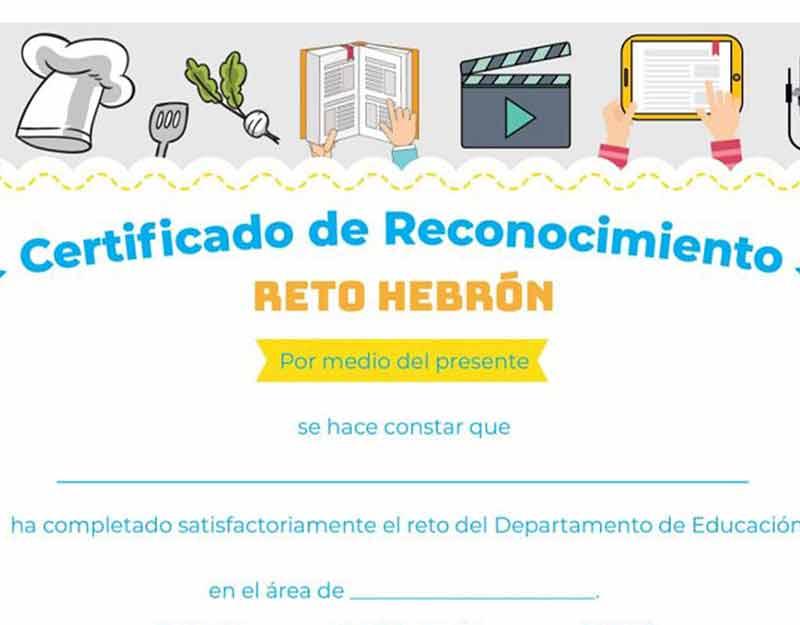 Certificate-E